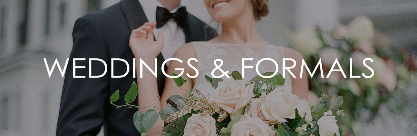 Weddings & Formal