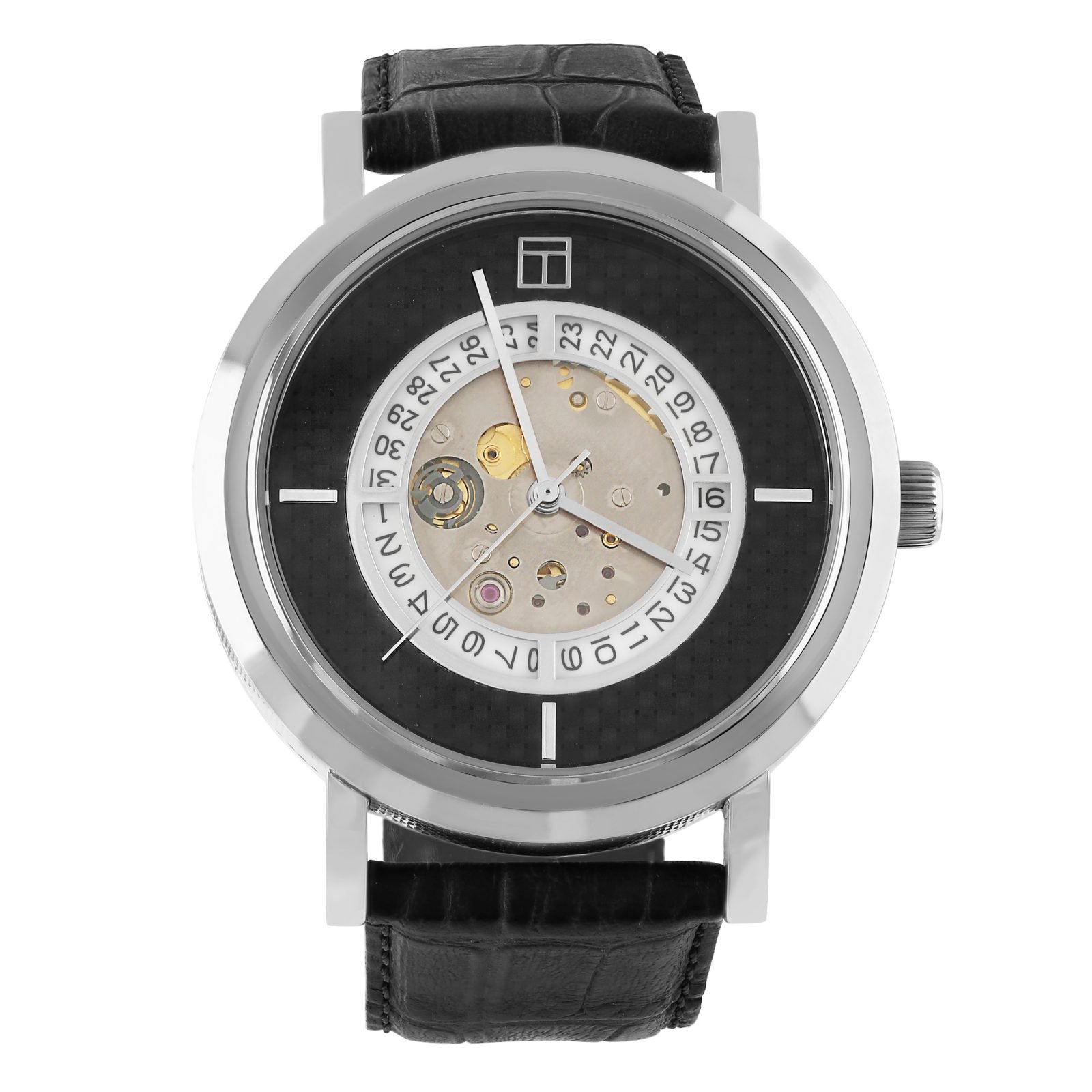 Davide Cotugno Executive Tailors Men's Custom Clothing - Tateossian Automatic Watch